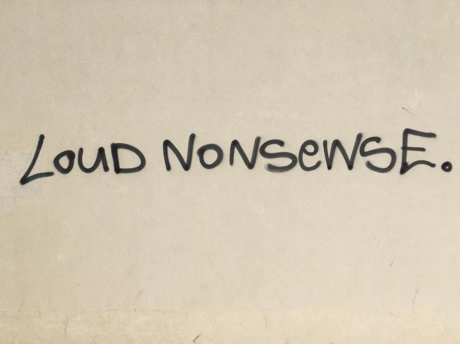 """Schluss mit dem """"Loud Nonsense"""""""