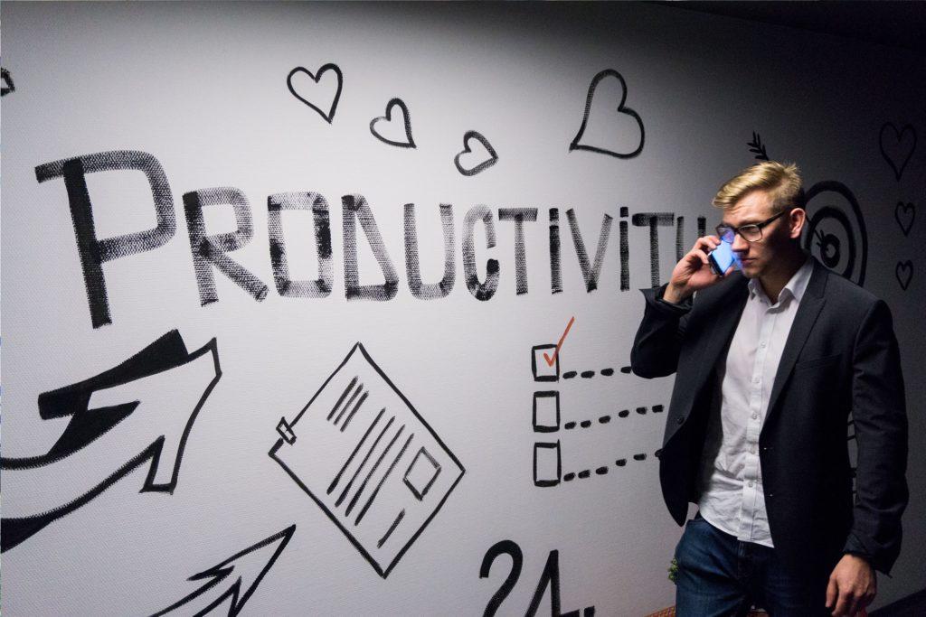 3 Tipps für Produktivität