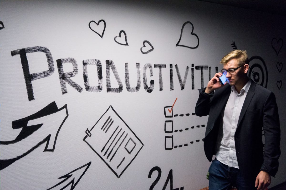 Drei einfache Tipps für mehr Produktivität